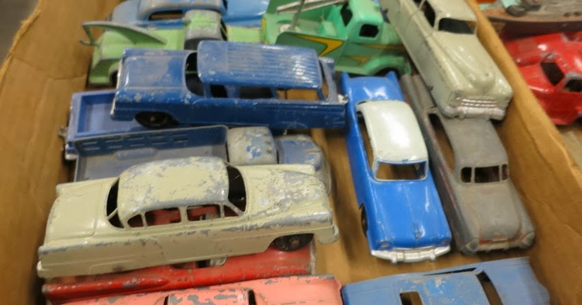 Hover Motor Company Shopping For Vintage Car Toys And