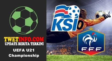 Prediksi Jitu Iceland U21 vs Prancis U21 05-09-2015