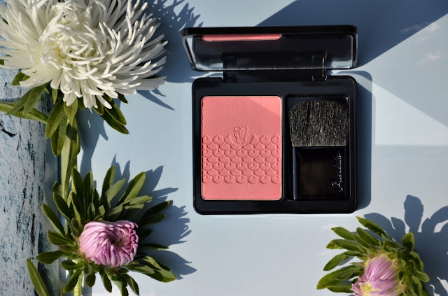 E_katerina: Новые румяна Guerlain Blush Rose Aux Joues #06 Pink me up