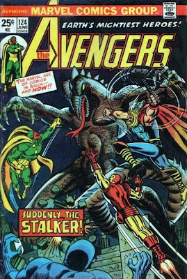 Avengers #124, Mantis and the Star-Stalker
