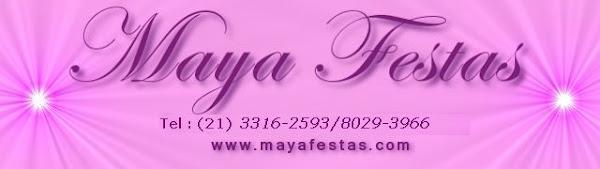 Maya Festas Infantis - Temas e Buffets para Festa Infantil - C. Grande Rio de Janeiro - RJ