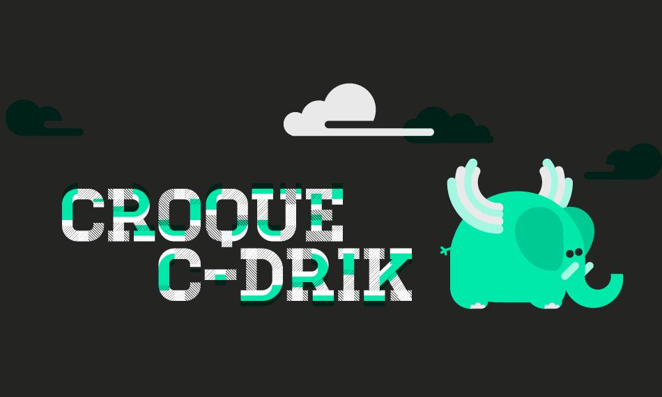 croque c-drik