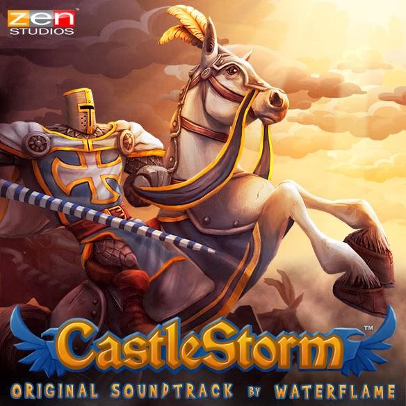 لعبة الاكشن والمغامرات CastleStorm حصريا تحميل مباشر CastleStorm