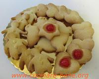 ricetta dei biscotti di pasta frolla