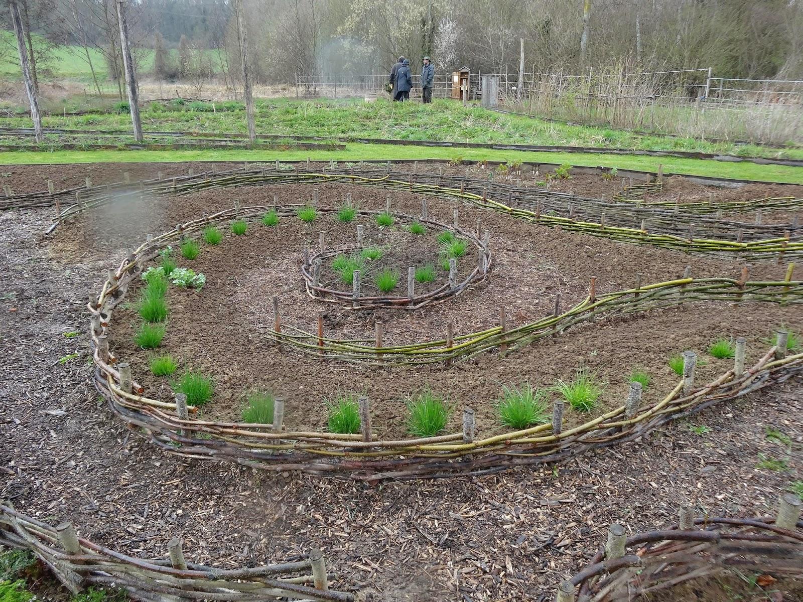 Le blog de parcs et jardins de l 39 oise sortie du 25 mars le potager du domaine d 39 ansacq - Plan jardin potager sureleve ...
