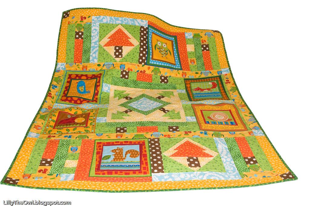Детское одеяло лоскутное шитье схемы