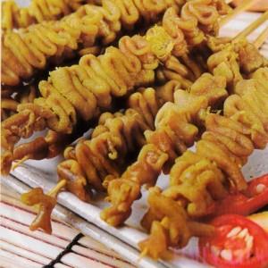 Resep Usus Ayam Bumbu Kuning