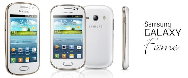 Spesifikasi dan Harga Samsung Galaxy Fame Terbaru 2013