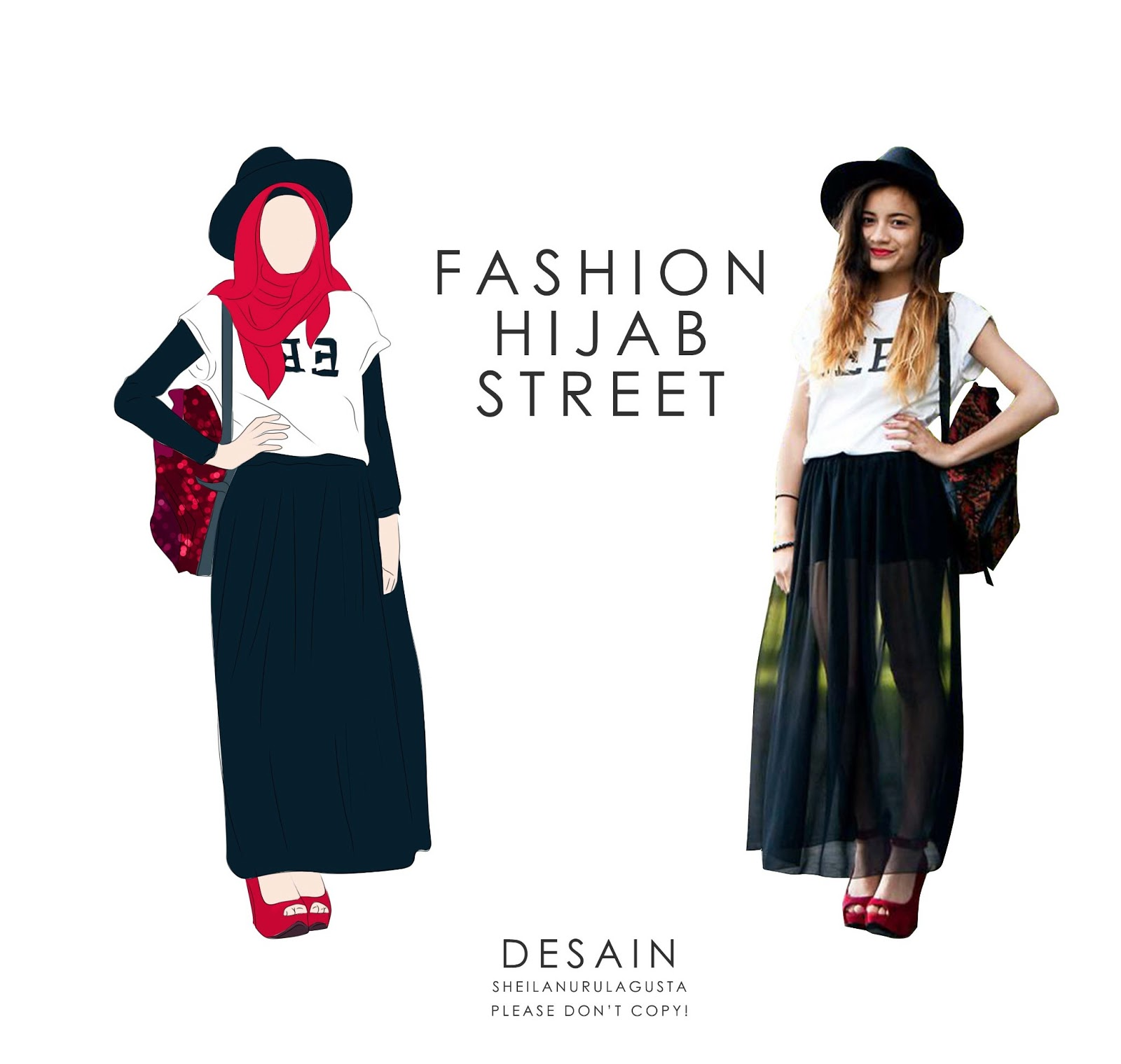 Sheiladesain fashion hijab street Hijab fashion style dailymotion