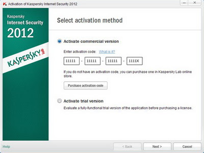 Kaspersky Internet Security (KIS) 2012!!