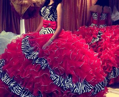 colores de vestidos de quince anos que se han puesto de moda para esta