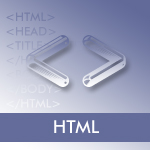 html structure image