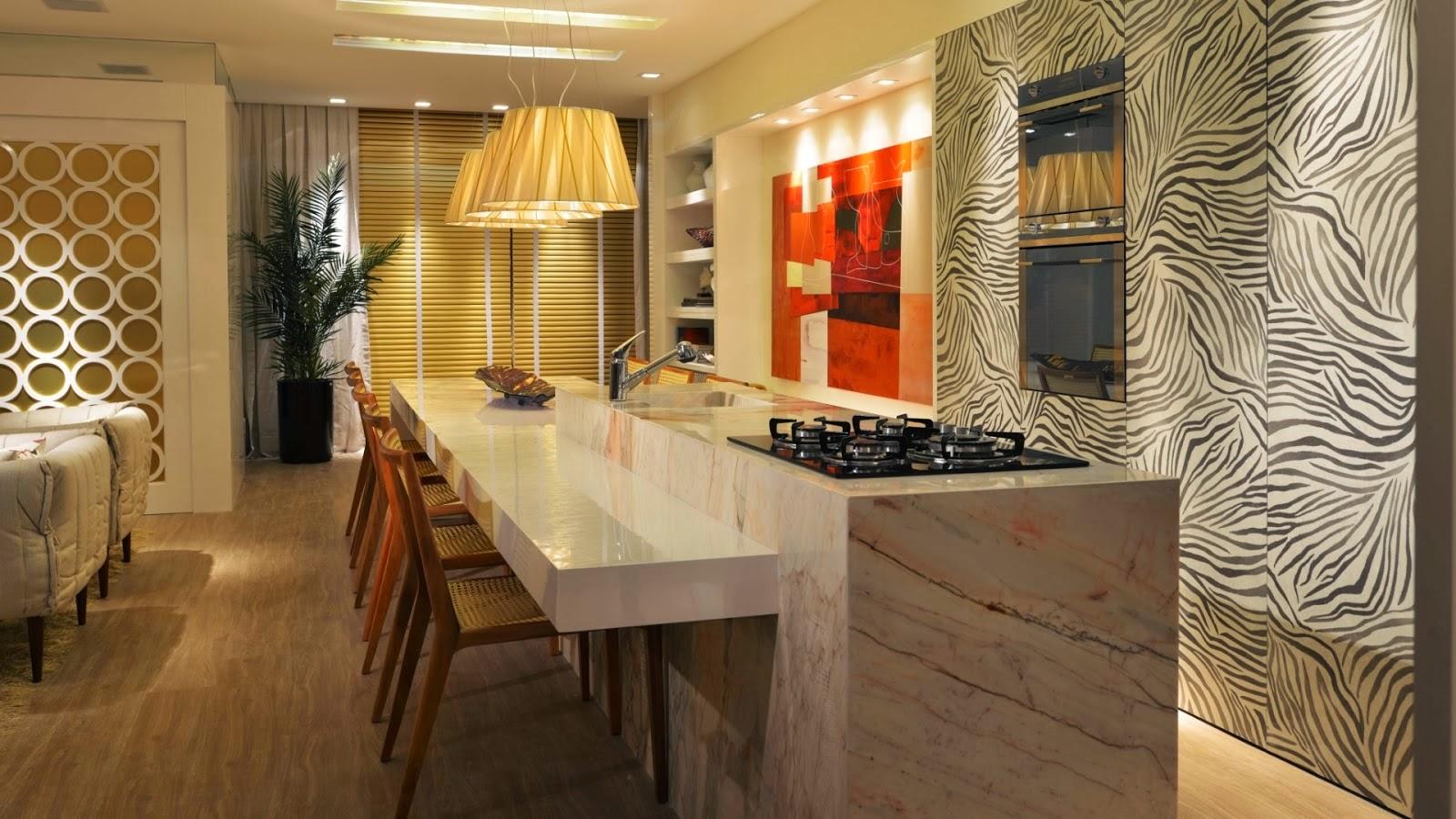 Cozinhas com ilhas – veja dicas   30 modelos de ilhas de cocção e  #C23709 1600 900