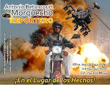 ANTONIO MORQUECHO DESDE EL LUGAR DE LOS HECHOS