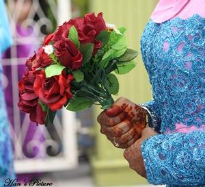 Syawal ke 4 --Majlis Perkahwinan