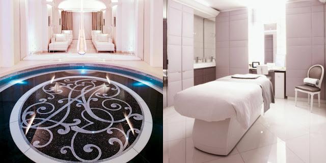 elles aiment les plus beaux h tels spa de la capitale. Black Bedroom Furniture Sets. Home Design Ideas