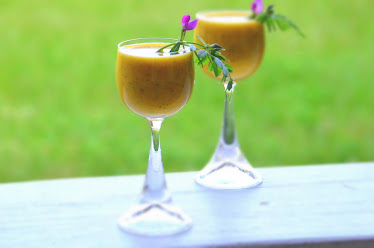 Orange Passion Fruit Elixir