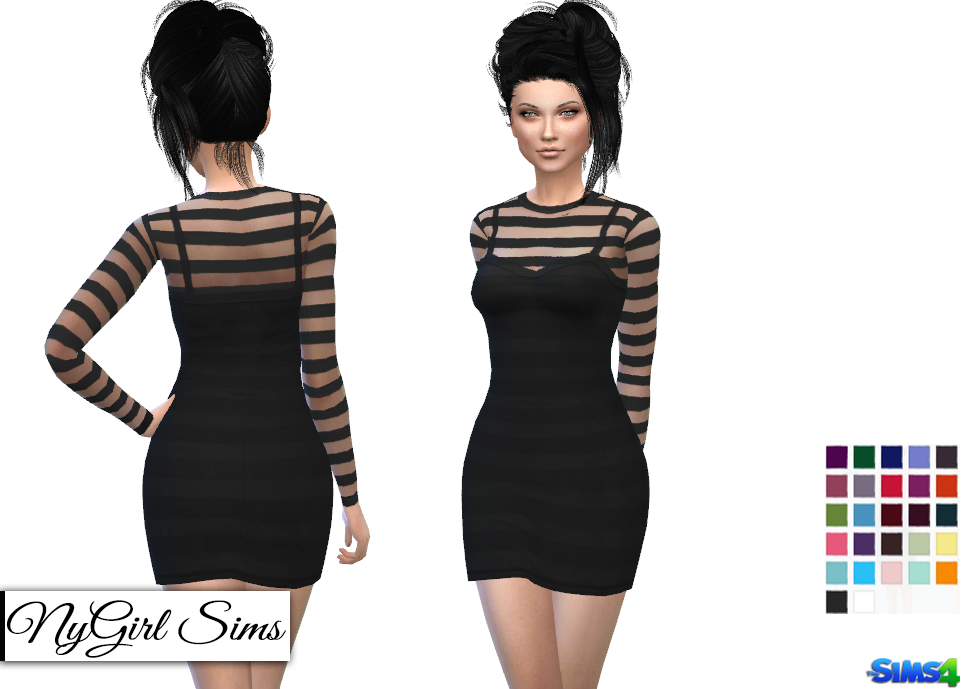 By NyGirl Sims 3:03 PM Dresses , Women's Clothing