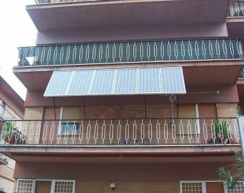 Impianti fotovoltaici su pensiline e tettoie impianti fotovoltaici - Finestre con pannelli solari ...