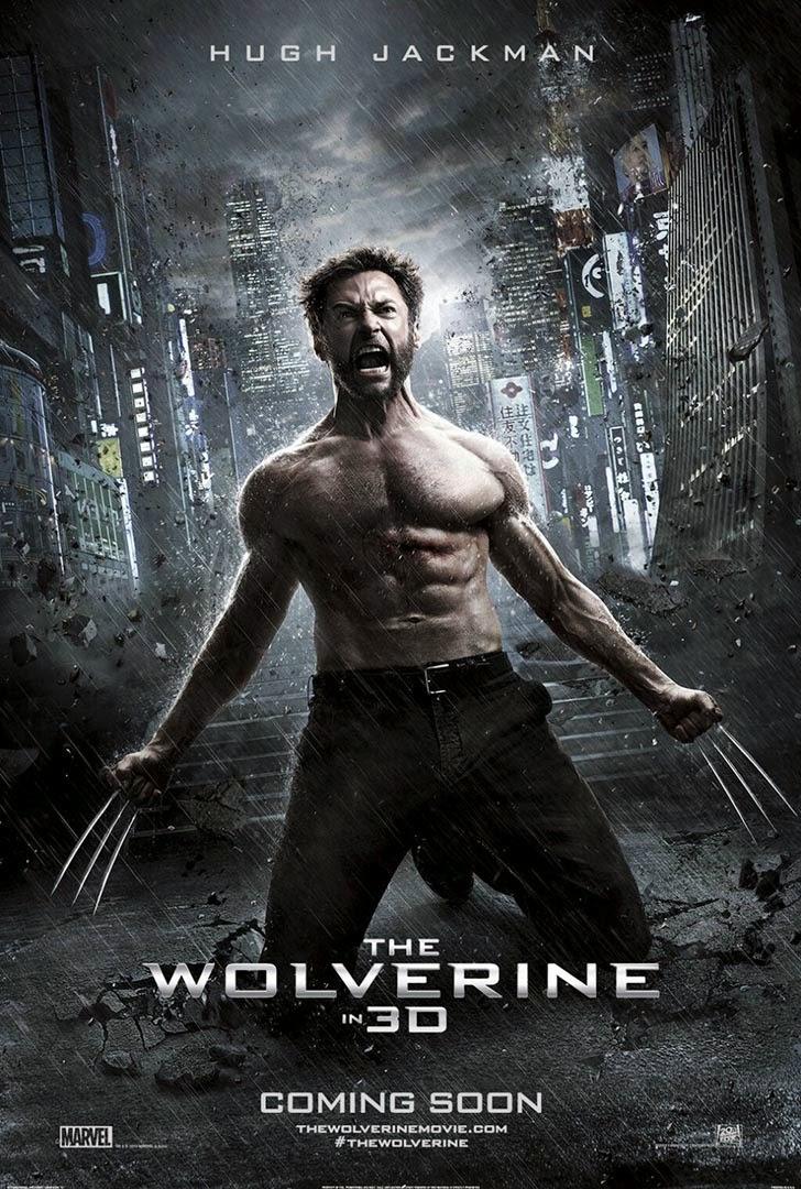 The X-Men Film Series (Topic Unique) The_wolverine_affiche_04