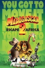 Watch Madagascar: Escape 2 Africa 2008 Megavideo Movie Online