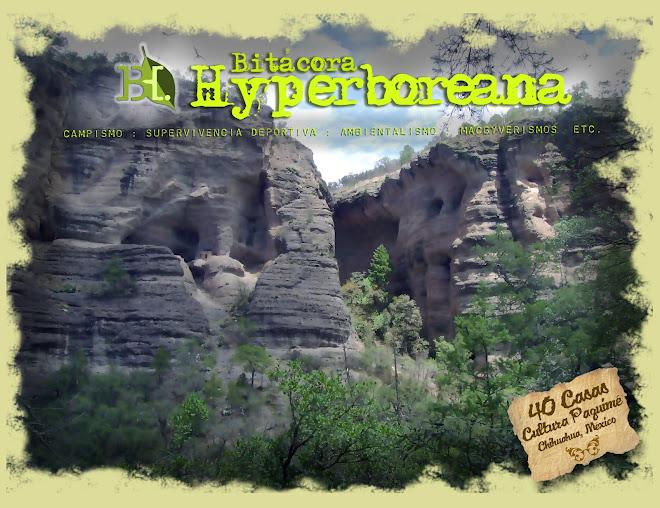 Bitácora Hyperboreana