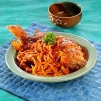 Resep Ikan Rujak Mangga