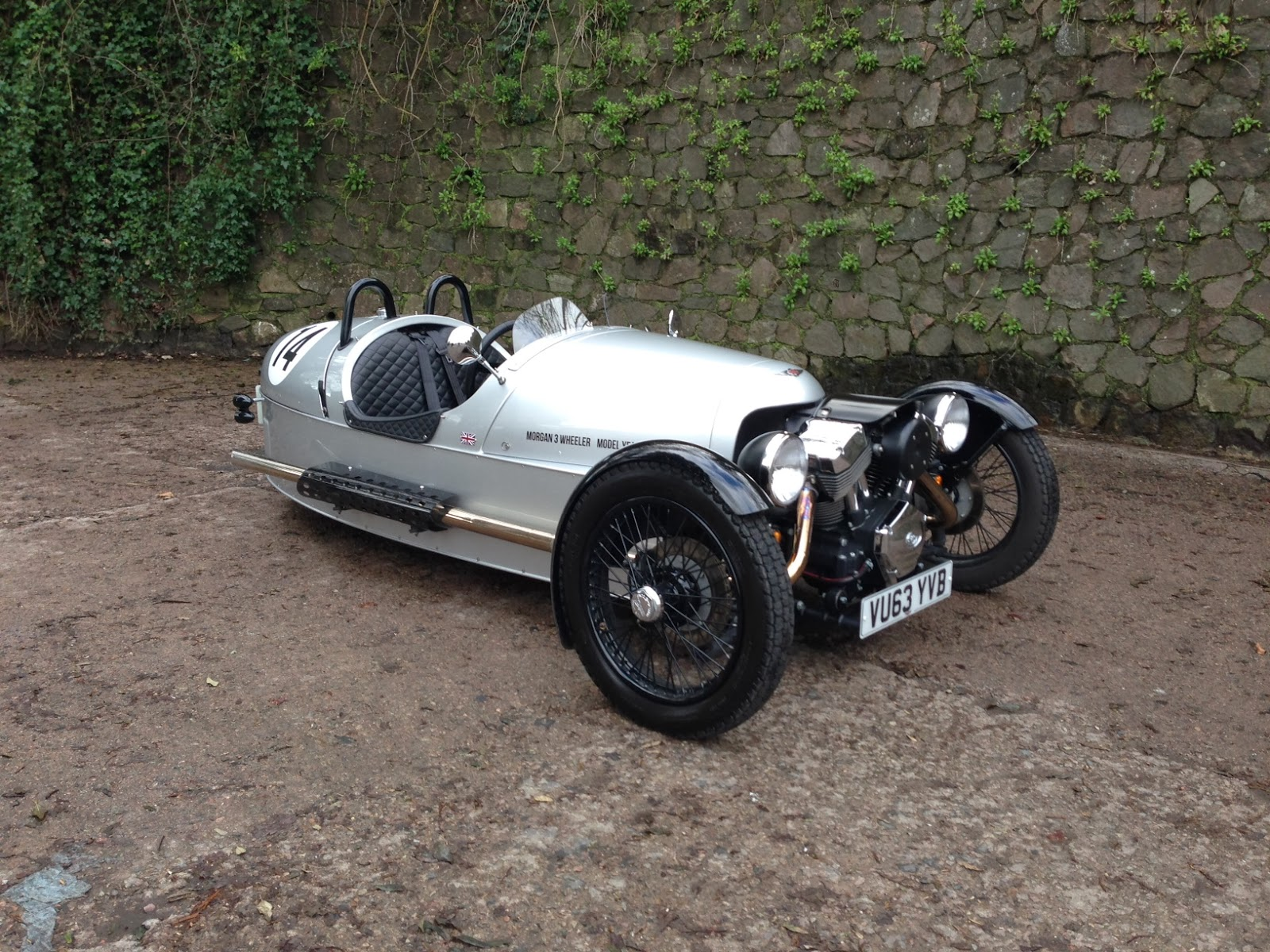 2014 Morgan 3 Wheeler