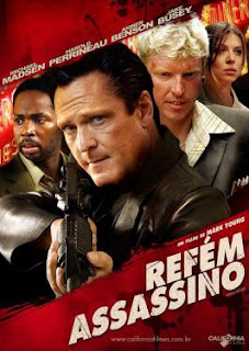 Download Refém Assassino DVDRip RMVB Dublado