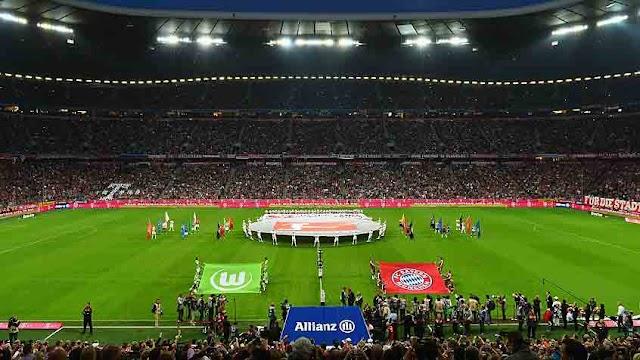 Na estreia, Bayern goleia Hamburgo