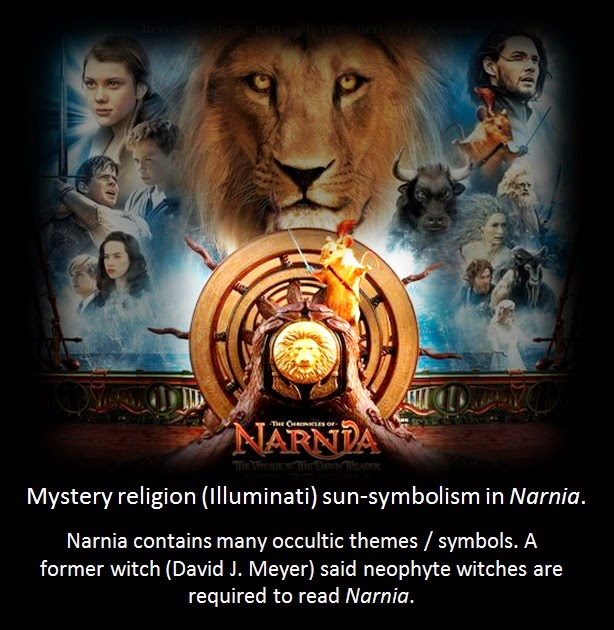 The Witchcraft Of The Chronicles Of Narnia