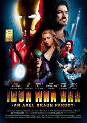 Người Sắt - Iron Man XXX : An Extreme Comixxx Parody