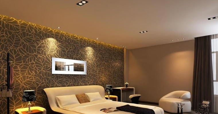 desain kamar tidur utama minimalis