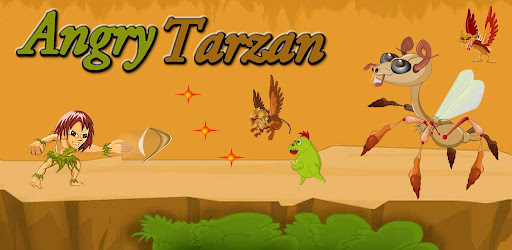 Angry Tarzan Game Android Free Download