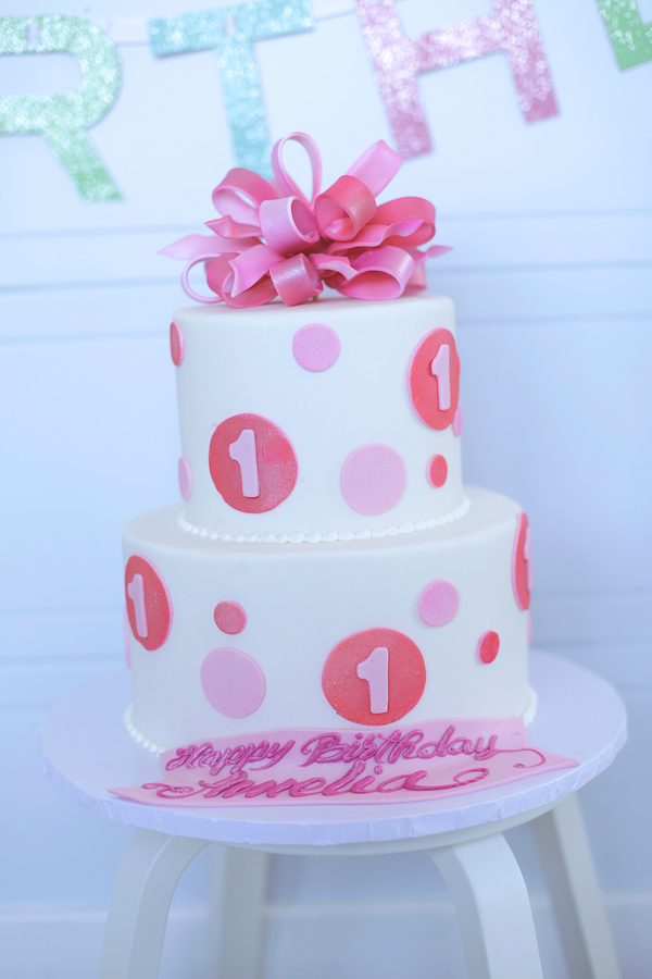 First Birthday Cake Ideas Girl Image Inspiration of Cake and