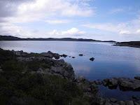 Loch of Ustaness, Shetland