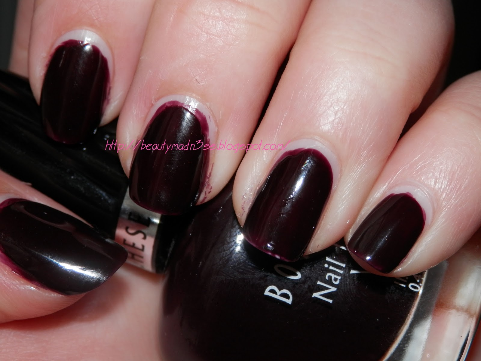 Borghese Carnevale Grape swatch