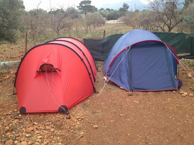 Climbers Garden campsite review