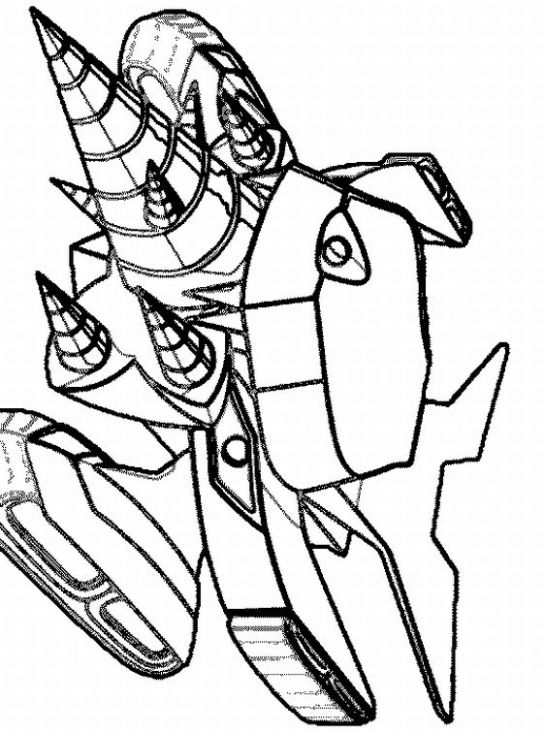 Yu-Gi-Oh Coloring Pages | Learn To Coloring