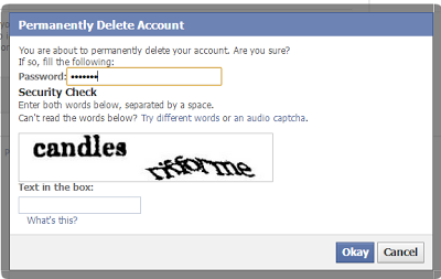 delete fb account permanently Digital native