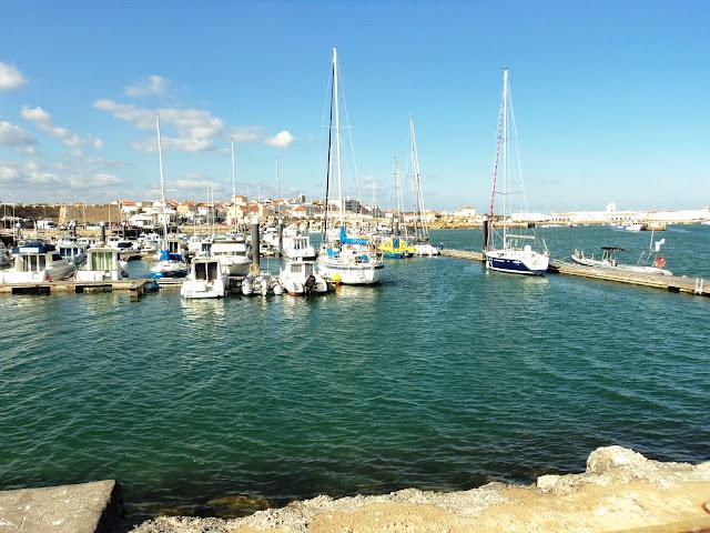 Marina in Peniche