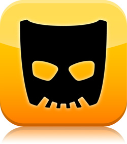 grindr iphone