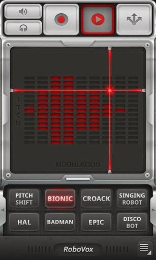 برنامج تغير الصوت اثناء المكالمات اصوات مختلفة free RoboVox – Voice Changer