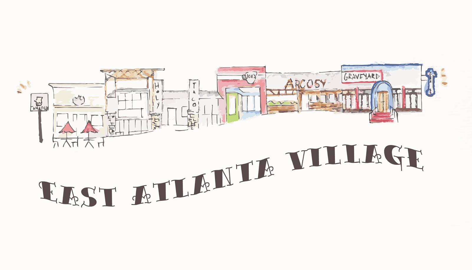 Stir and Scribble: ATL LOVE | East Atlanta Villagekilgore village
