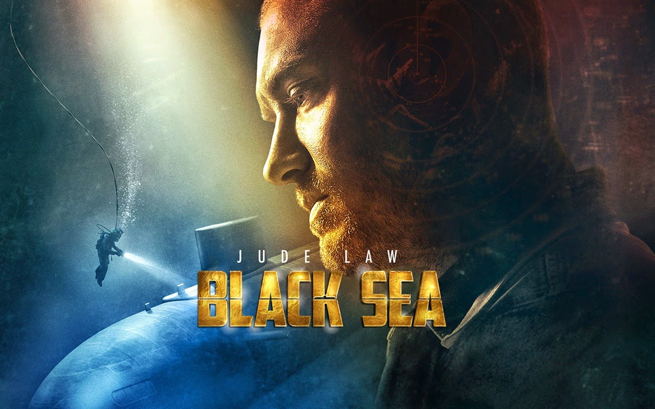 Info review sinopsis Film Black Sea (2015) Bioskop