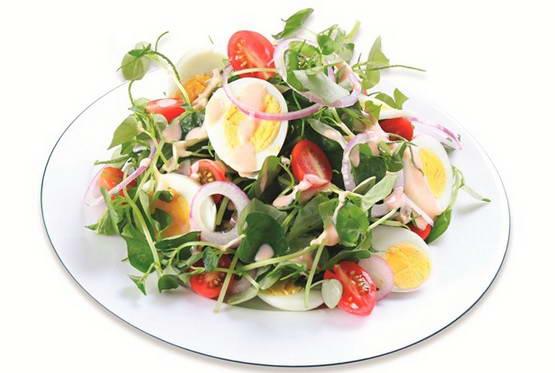 Cách làm món Rau càng cua trộn trứng ngon