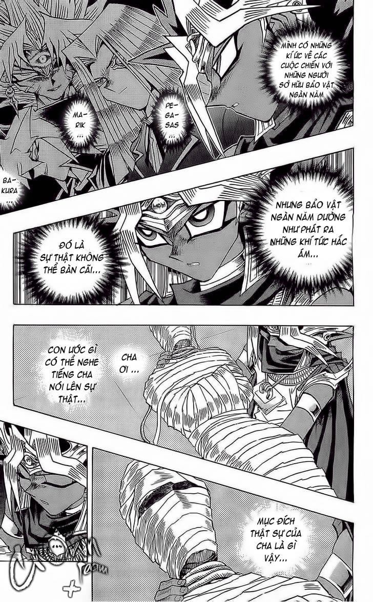 YuGi Oh – Vua Trò Chơi chap 288 Trang 8