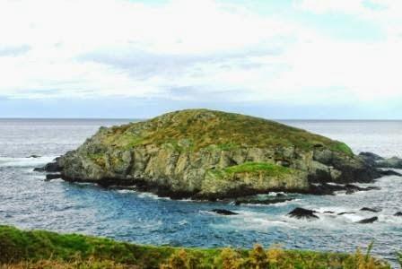 Fotografía de la isla de Soirana