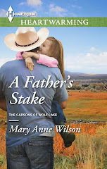 A Father's Stake by Mary Anne Wilson