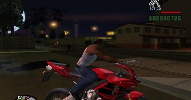 Geniouse: GTA : San Andreas PS2